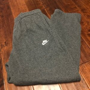 Nike sweatpants XL $25